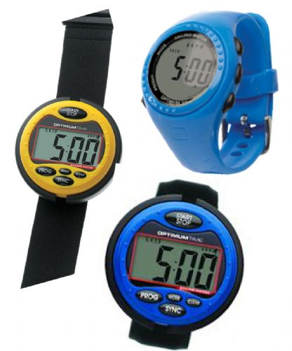 Optimum Time Race Watches